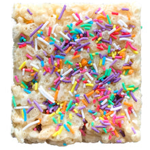 Load image into Gallery viewer, Birthday Cake Rice Crispy