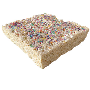 Rice Crispy Slab Cake