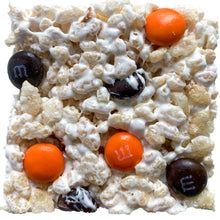 Load image into Gallery viewer, Spooky Halloween MnMs Rice Crispy