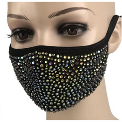 WHOLESALE 10 Bling Masks