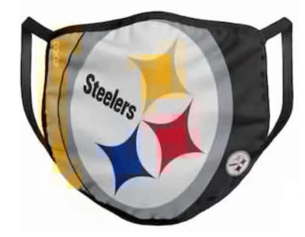 Steelers Team Face Mask