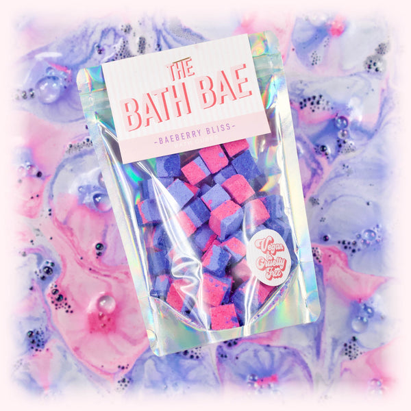 Baeberry Bliss Bath Cubes