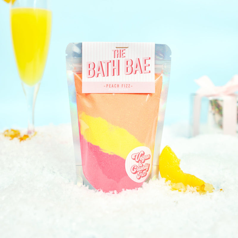 Peach Fizz Bath Soak