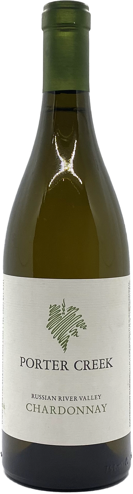 Porter Creek Chardonnay Russian River Valley 2016