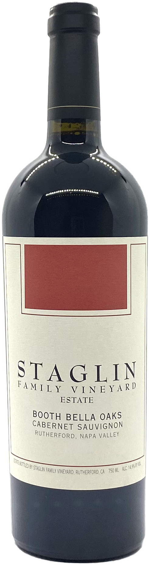 Staglin Family Vineyards Cabernet Sauvignon Booth Bella Oaks Rutherford 2014