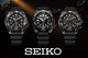 Seiko Watches Navigation Banner
