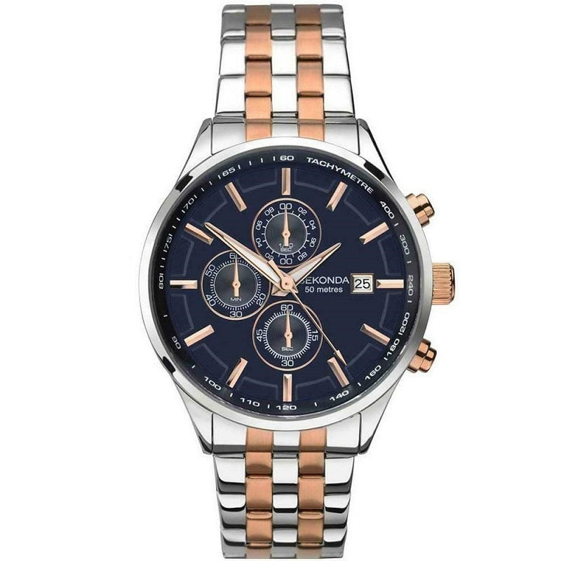 Sekonda Velocity Chronograph Mens Watch 1107 - Hollins and Hollinshead