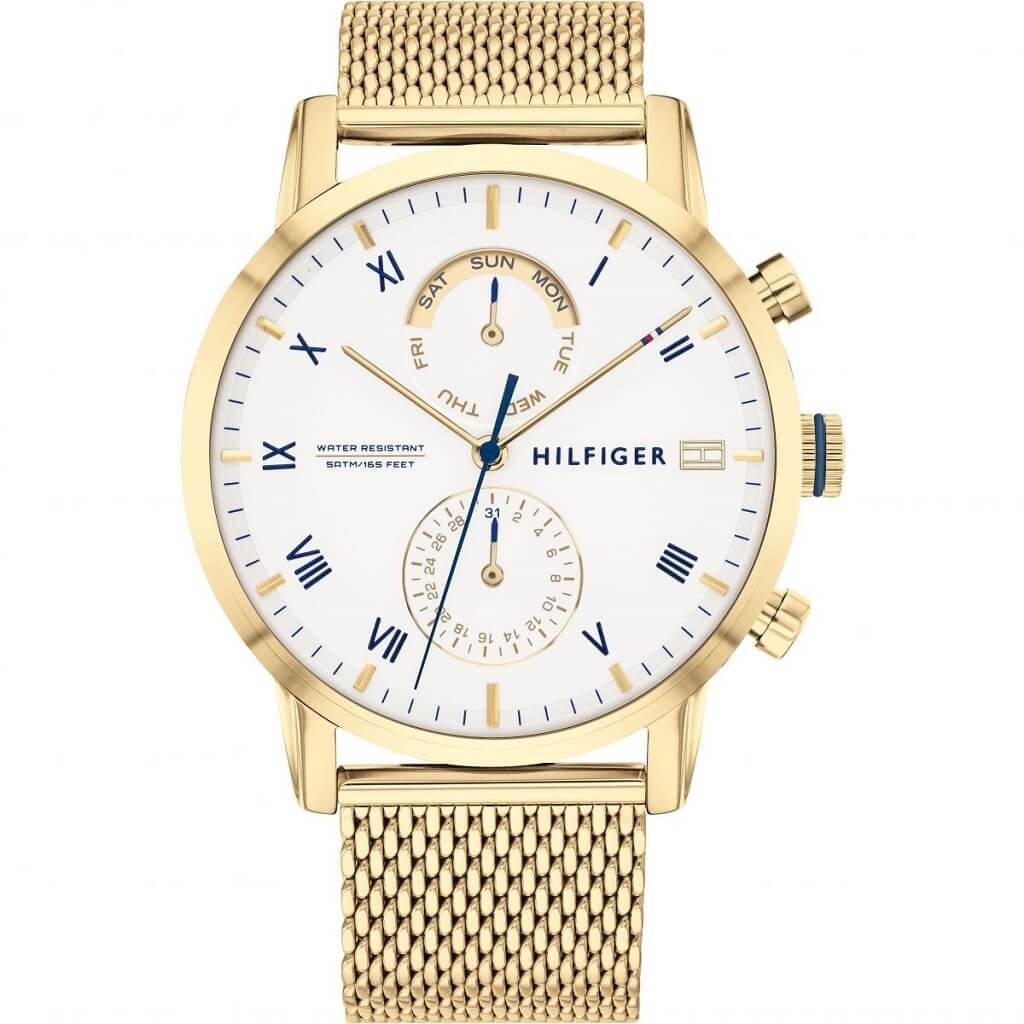 Tommy Hilfiger Kane Mens Watch 1710403 - Hollins and Hollinshead