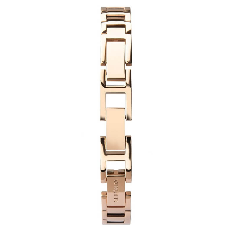 Seksy Rocks Rose Gold Swarovski Crystal Ladies Watch 2716 - Hollins and Hollinshead