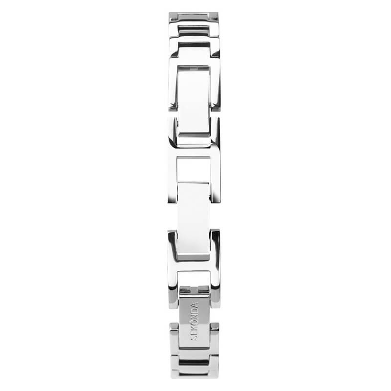 Seksy Rocks Grey Swarovski Crystal Ladies Watch 2718 - Hollins and Hollinshead