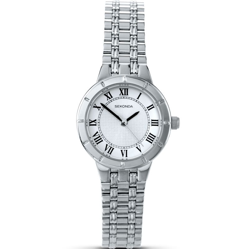 Sekonda Ladies Bracelet Watch 4338 - Hollins and Hollinshead