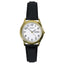 Sekonda Leather Strap Day Date Ladies Watch 4925