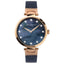 Accurist Blue Mesh Bracelet Ladies Watch 8305 - Hollins and Hollinshead