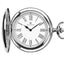 Accurist Full Hunter Pocket Watch 7280 - Hollins and Hollinshead