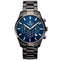 Accurist London Chronograph Blue Dial Mens Watch 7137 - Hollins and Hollinshead