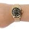 Accurist Green Dial Gold Plated Mens Watch 7335 - Hollins and Hollinshead