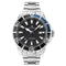 Accurist Signature Collection Steel Divers Mens Watch 7268 - Hollins and Hollinshead