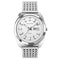 Accurist Stainless Steel Mens Watch 7334 - Hollins and Hollinshead