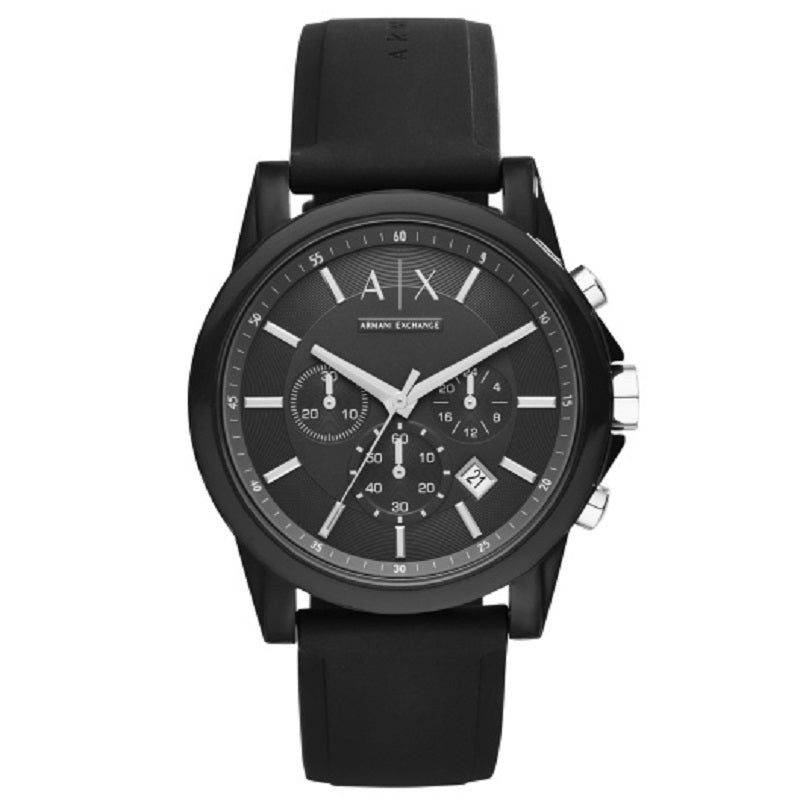 Armani Exchange Outerbanks Chronograph Mens Watch AX1326 - Hollins and Hollinshead