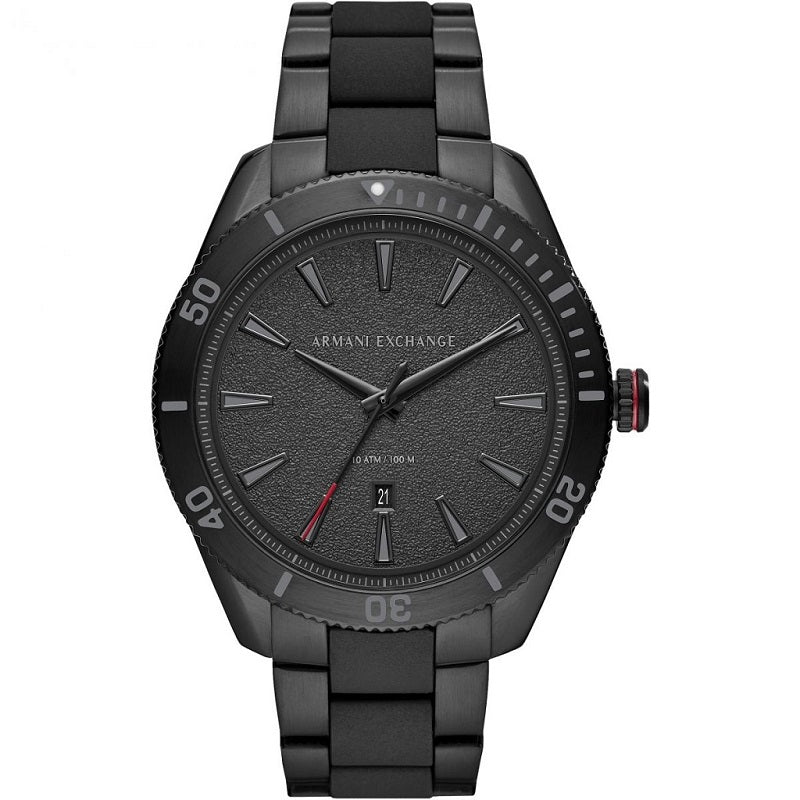 Armani Exchange Enzo Mens Watch AX1826 - Hollins and Hollinshead
