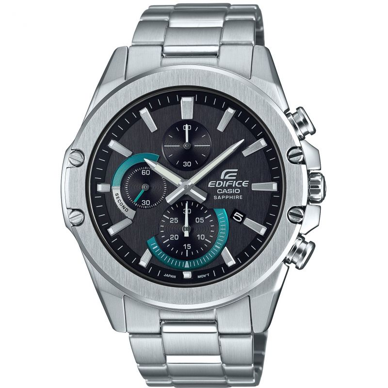 Casio Edifice Chronograph Men's Watch EFR-S567D-1AVUEF - Hollins and Hollinshead