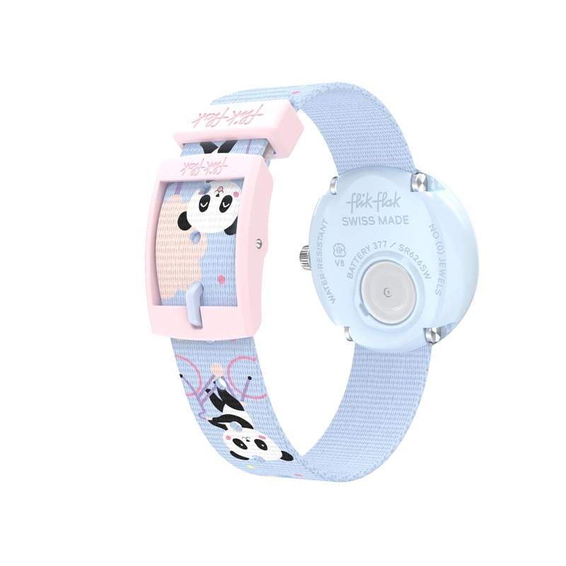Flik Flak Pandi Panda Kids Watch FBNP163