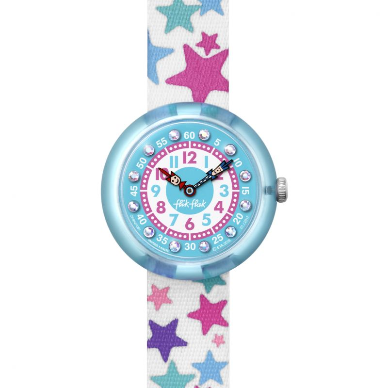Flik Flak Tahtila Kids Watch FBNP081 - Hollins and Hollinshead