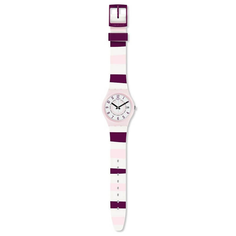 Swatch Miss Yacht Originals Watch GP402 - Hollins and Hollinshead