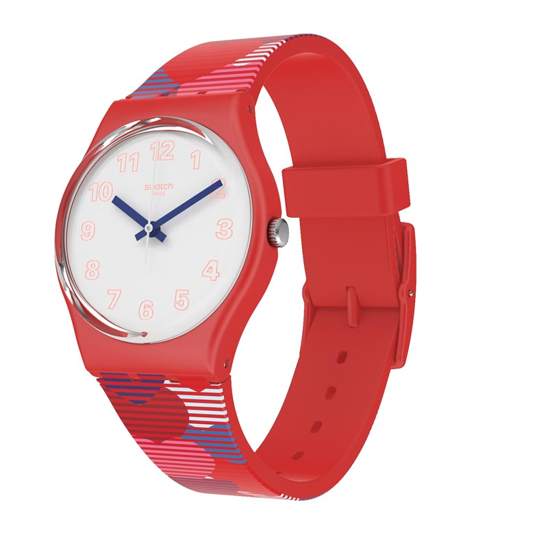 Swatch Originals Gent Heart Lots Watch GR182 - Hollins and Hollinshead