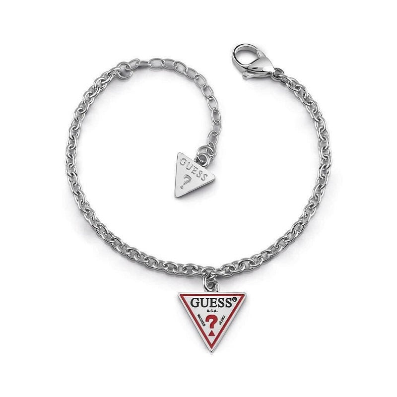 Guess LA Guessers Triangle Logo Bracelet UBB29061-L - Hollins and Hollinshead