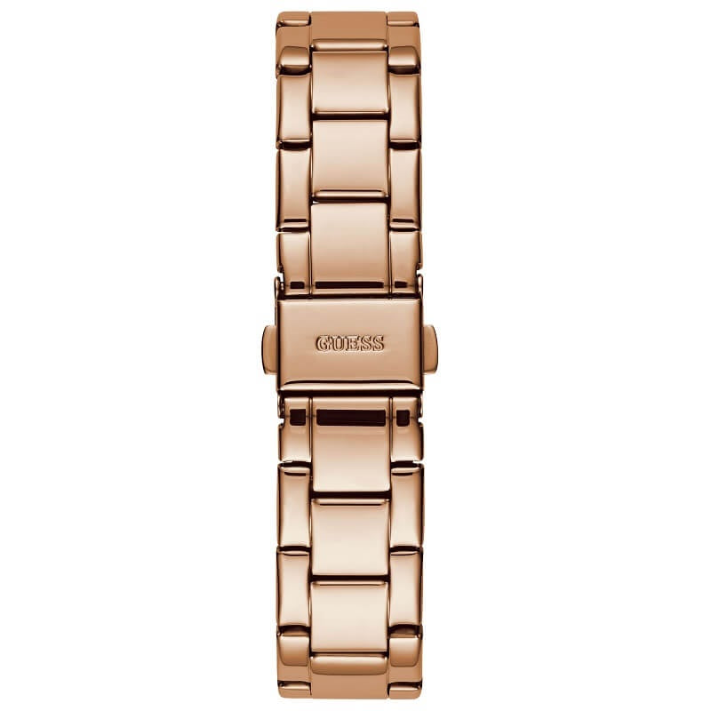 Guess Sugar Rose Gold Tone Ladies Watch GW0001L3 - Hollins and Hollinshead
