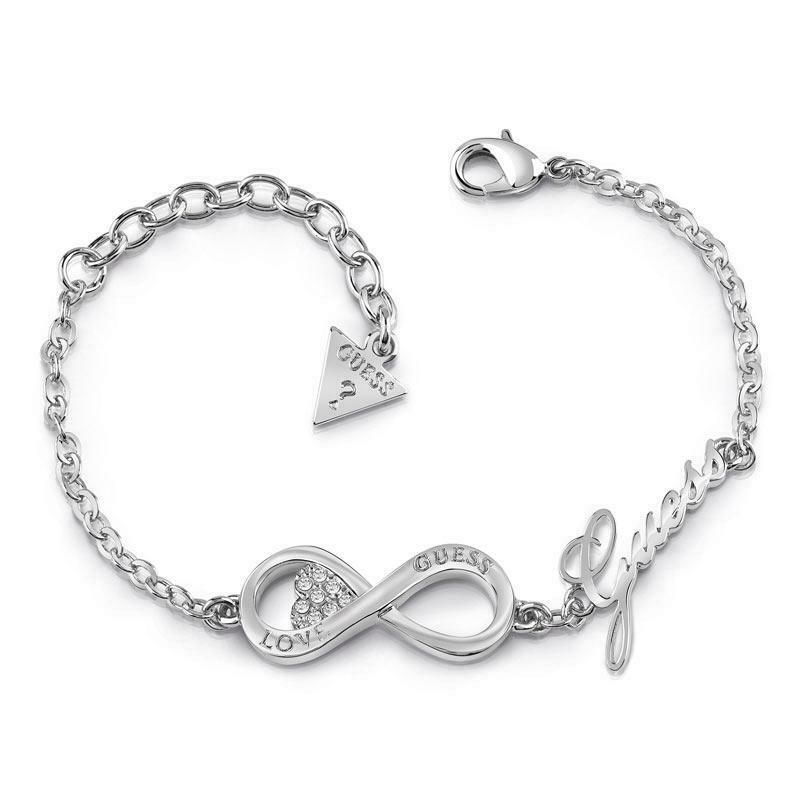 Guess Endless Love Ladies Bracelet UBB85065-L - Hollins and Hollinshead
