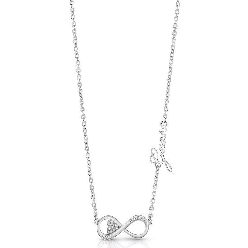 Guess Endless Love Ladies Necklace UBN85012 - Hollins and Hollinshead