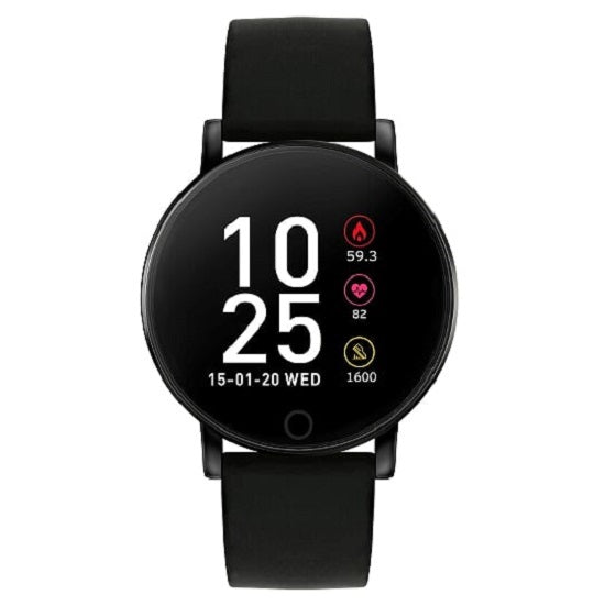 Reflex Active Unisex Black Strap Smart Watch RA05-2022