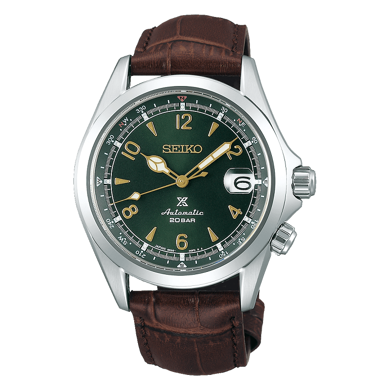 Seiko Prospex Alpinist Automatic 200m Mens Watch SPB121J1 - Hollins and Hollinshead