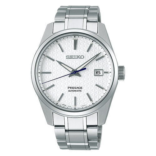 Seiko Presage Automatic Stainless Steel Mens Watch SPB165J1 - Hollins and Hollinshead