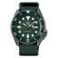 Seiko 5 Sports Automatic Green Mens Canvas Strap Watch SRPD77K1 - Hollins and Hollinshead