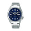 Seiko 5 Automatic Blue Dial Mens Watch SRPE53K1 - Hollins and Hollinshead
