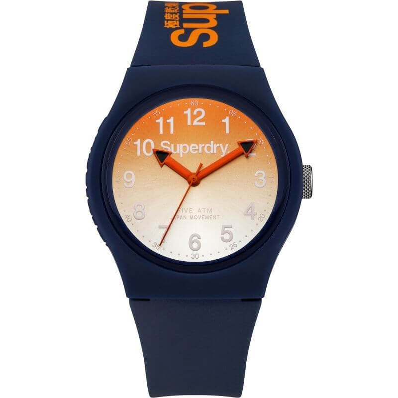 Superdry Urban Laser Watch SYG198UO - Hollins and Hollinshead