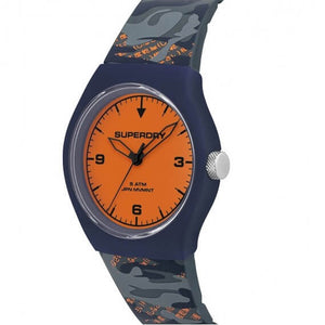 Superdry Urban Fluoro Camo Watch SYG296UO - Hollins and Hollinshead