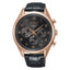 Seiko Chronograph Leather Strap Men's Watch SSB296P1 - Hollins and Hollinshead
