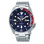 Seiko 5 Automatic Pepsi Dial Mens Watch SRPD53K1