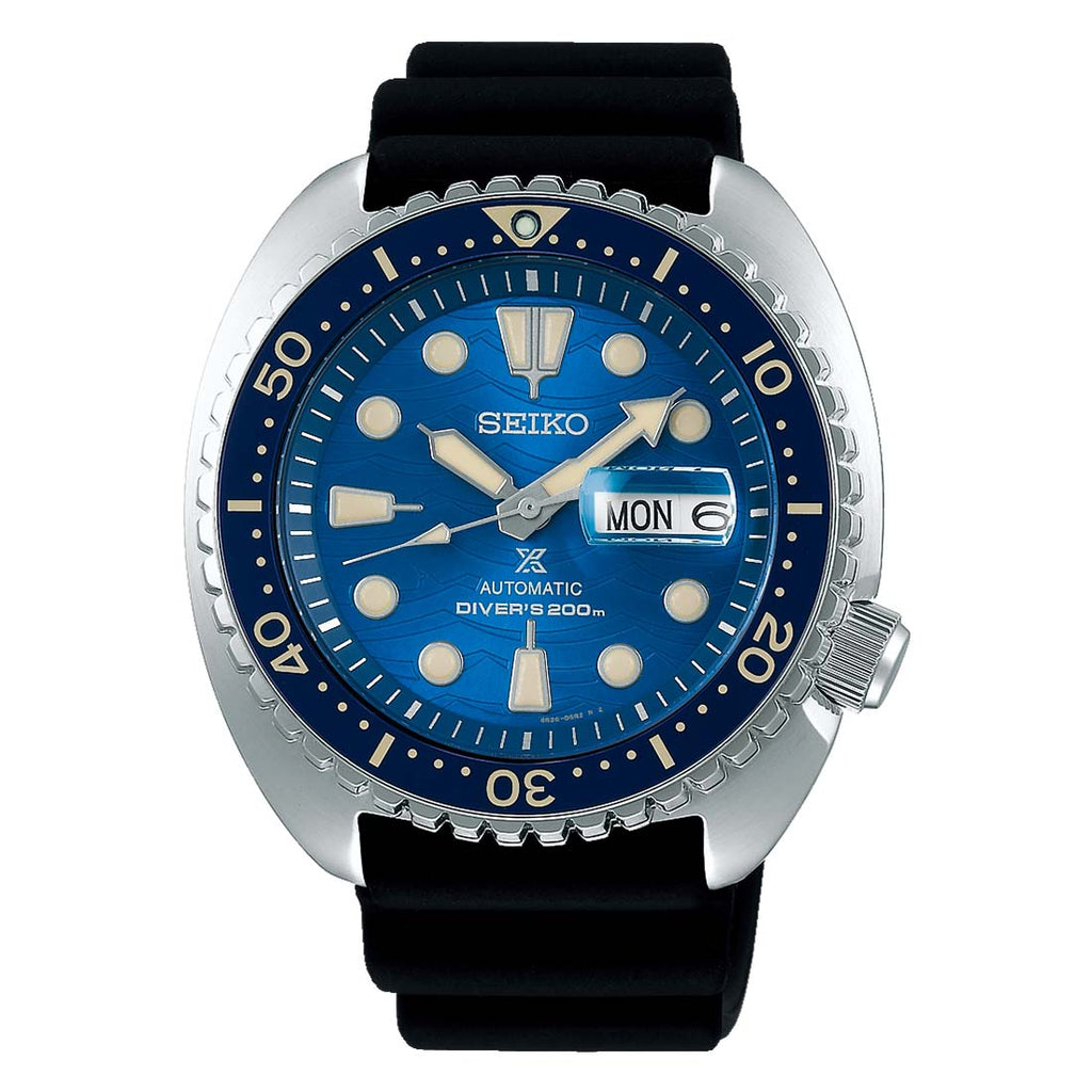Seiko King Turtle Prospex Special Edition Men's Diver Watch SRPE07K1 - Hollins and Hollinshead