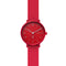 Skagen Aaren Kulor Red Silicone Strap Watch SKW2765 - Hollins and Hollinshead