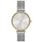 Skagen Anita Two Tone Ladies Watch SKW2340 - Hollins and Hollinshead