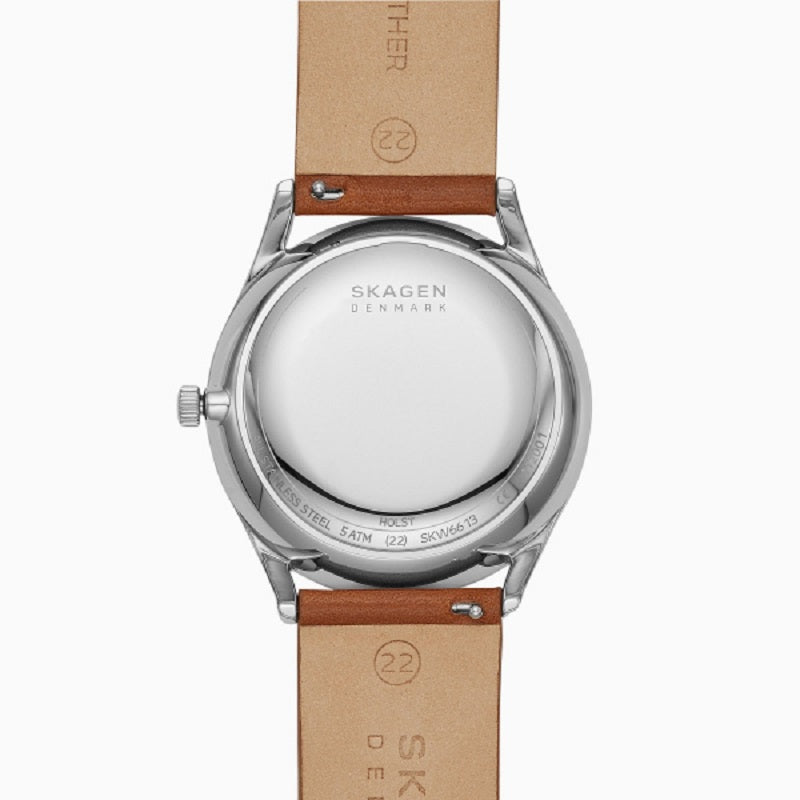 Skagen Holst Automatic Mens Watch SKW6613 - Hollins and Hollinshead