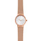 Skagen Freja Rose Gold Tone Ladies Watch SKW2665 - Hollins and Hollinshead