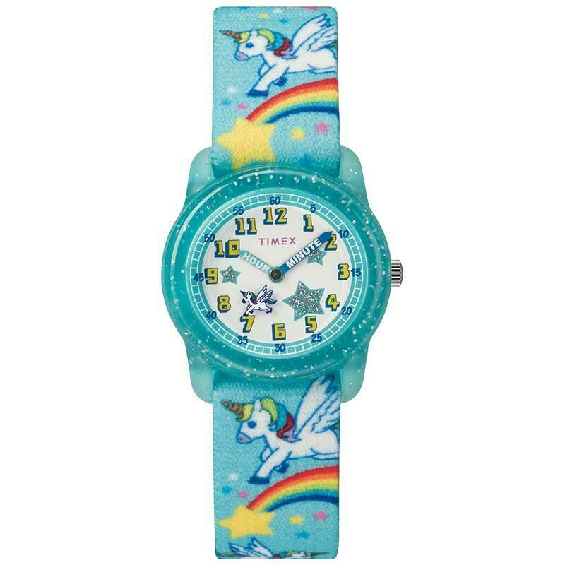 Timex Unicorn Time Teacher Kids Watch TW7C25600 - Hollins and Hollinshead