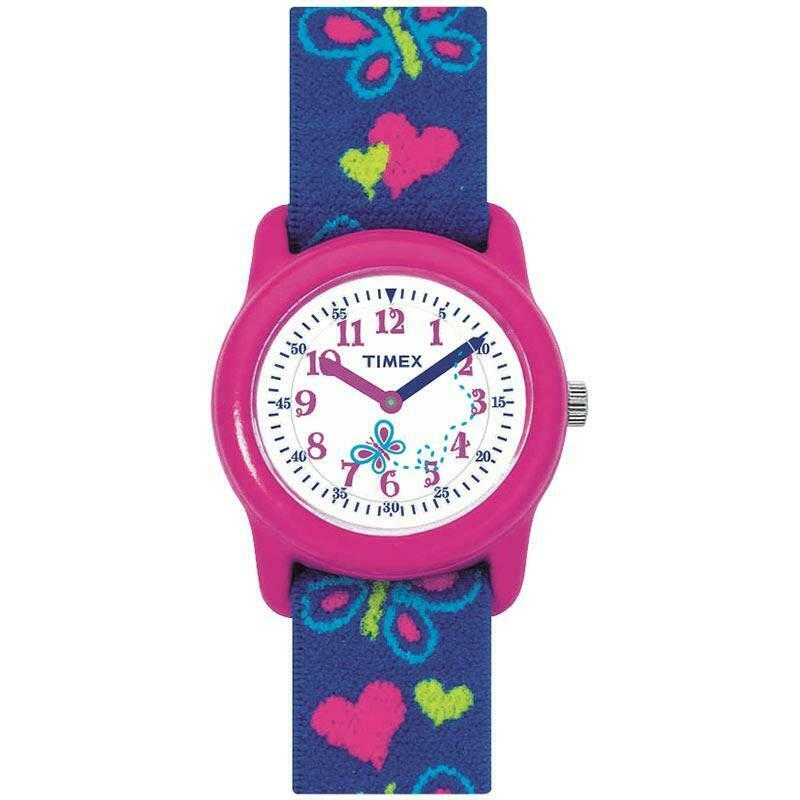 Timex Butterfly Time Teacher Kids Watch T89001 - Hollins and Hollinshead