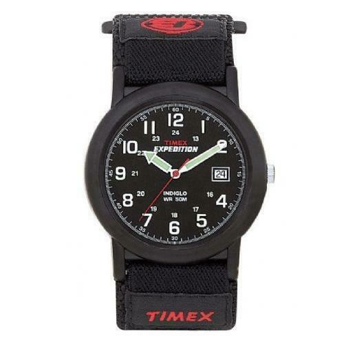 Timex Expedition Camper Mens Watch T40011 - Hollins and Hollinshead